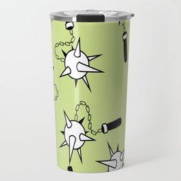 Mace Pattern Travel Mug