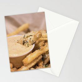 A Side of Fries Stationery Cards