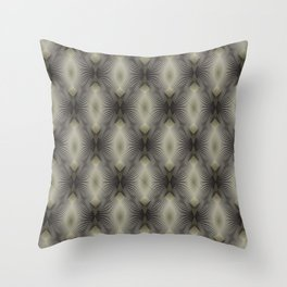 Soft patterns Throw Pillow