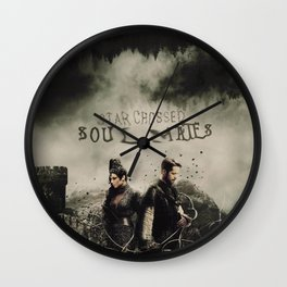 Outlaw Queen / Star Crossed Wall Clock