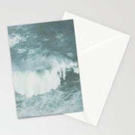 Faded sea Stationery Cards