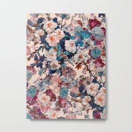 Romantic Garden XII Metal Print