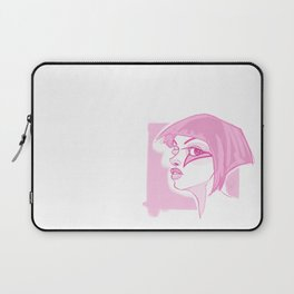 Bowie's Girl Laptop Sleeve