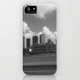 Highways & Highrises iPhone Case