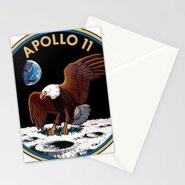 Apollo 11 insignia Stationery Cards