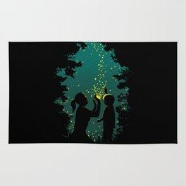 Fireflies Rug