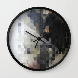 Extractions Wall Clock