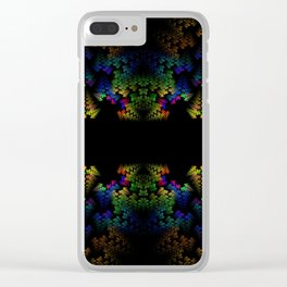 4 Every Color You Like Clear iPhone Case
