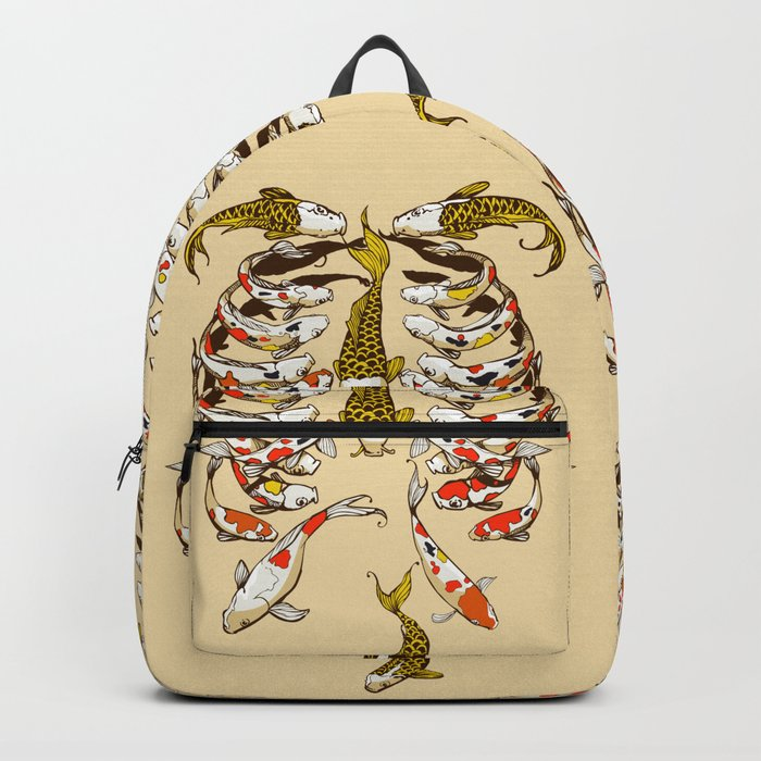 Out of  The Bone Backpack