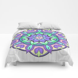 Mandala Awakening 2 Comforters