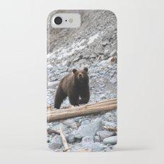 Happy Wild Bear iPhone 7 Slim Case