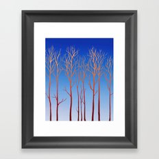 Cottonwood Framed Art Print