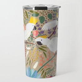 Cockatoo Envy Travel Mug