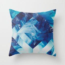 Spatial #1 Throw Pillow