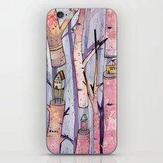 Safe House iPhone & iPod Skin