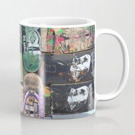 Boards were made to  be broken Coffee Mug