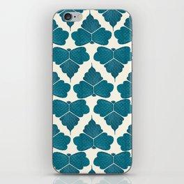 Turq iPhone Skin