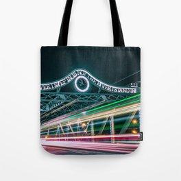 Queen Street East Tote Bag