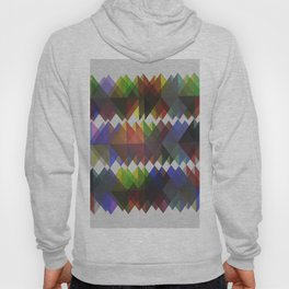 Abstract Composition 395 Hoody