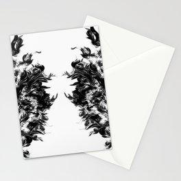 Soft Lines(B&W) Stationery Cards