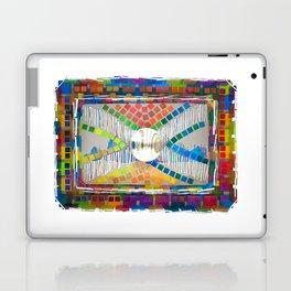 Magic cross Laptop & iPad Skin