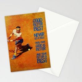 Rafael Nadal Best Stationery Cards
