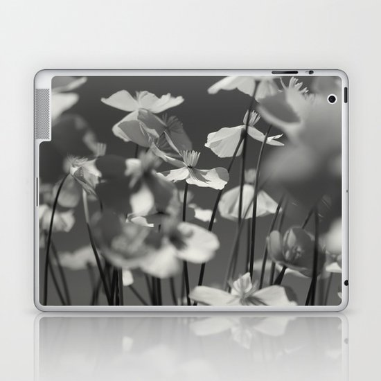 The weight of a feather Laptop & iPad Skin