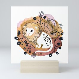 Leo Mini Art Print