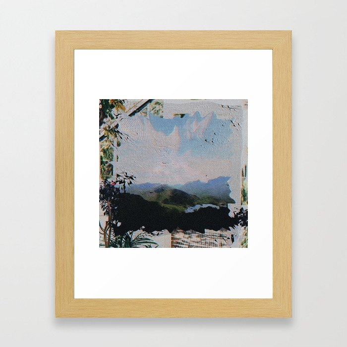 WNDW99 Framed Art Print