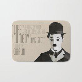 Chaplin Scomposition Bath Mat