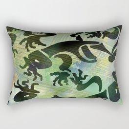 Cave Art Rectangular Pillow