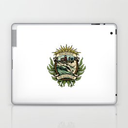 Highline Surf Instruction Laptop & iPad Skin