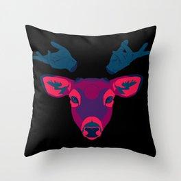Sever Throw Pillow