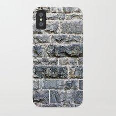 Stonewall iPhone X Slim Case
