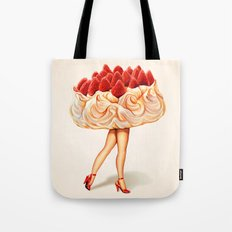 Cake Girl - Pavlova Tote Bag