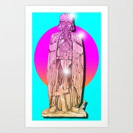 VRGN. VADR. Art Print