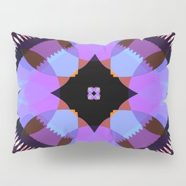 Kaleidoscope Pattern 1 Pillow Sham