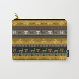 Loch Ness Fair Isle Carry-All Pouch