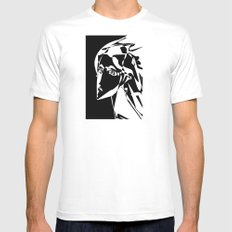 Angel Mens Fitted Tee White MEDIUM