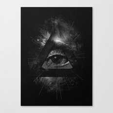 The Eye Canvas Print