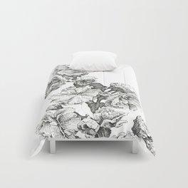 Flower Study Comforters