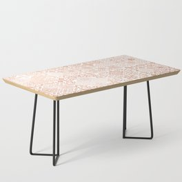 MOROCCAN TILES ROSEGOLD Coffee Table