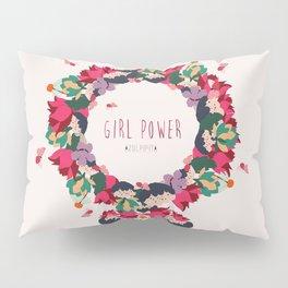 Girl Power Pillow Sham
