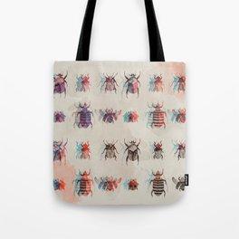 Beetles2 Tote Bag