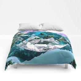 Misplaced Circle Comforters