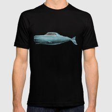 the Buick of the sea 02 MEDIUM Black Mens Fitted Tee