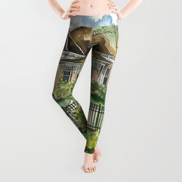 The House on Spring Lane Leggings