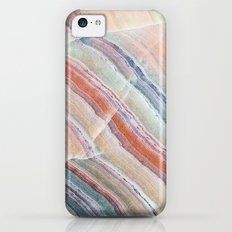 Pastel Onyx Marble Slim Case iPhone 5c
