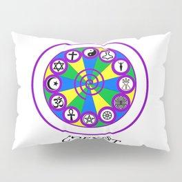 COEXIST Pillow Sham
