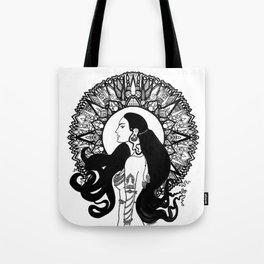 Goddess Tote Bag